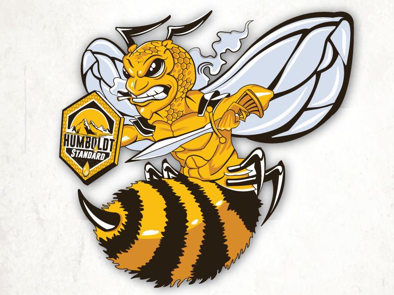 جنگ حضرت علی با زنبور غول پیکر