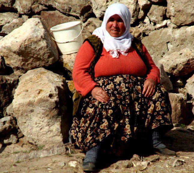 برخورد اول با ترک مسلمان